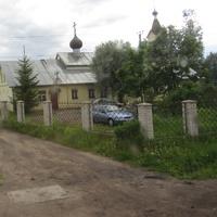 Мга. Церковь Николая Чудотворца