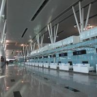 Энфида. Международный аэропорт.