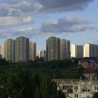 Н. Новгород - Микрорайон Верхние Печеры