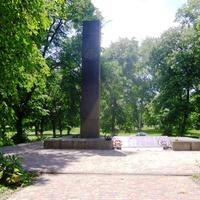 Мемориал воинам-односельчанам в с. Ротмистровка