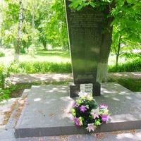 Памятник воинам, погибшим в ВОв, с. Ротмистровка