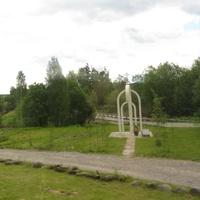 Сологубовка. Памятная часовня