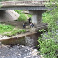 Сологубовка. Мост