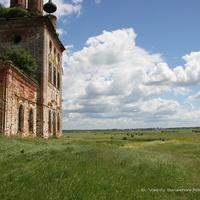Церковь Флора и Лавра в пос.  Кибол