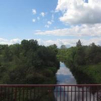 Любань. Река Тигода