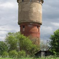 Любань. Водонапорная башня