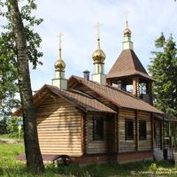 Церковь Владимира равноапостольного в пос. Садовый