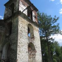 Пельгора. Церковь Николая Чудотворца