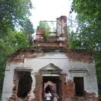 Васькины Нивы. Церковь Покрова Пресвятой Богородицы. Год постройки:1806