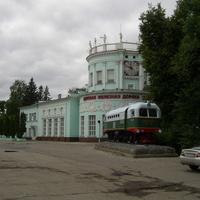 Н. Новгород - Ул. Октябрьской революции - Детская железная дорога