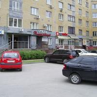 Н. Новгород - Ул. Октябрьской революции - Отель