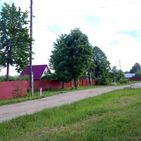 Деревня Данилиха