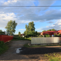 Улица Барыбинская