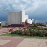 Белгород Музей-диорама Огненая Дуга