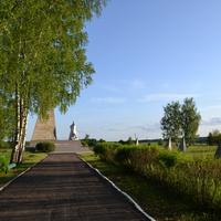 Кривцовский мемориал.