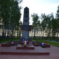 Кривцовский мемориал.2016год.