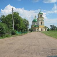 Вознесенская церковь в Галаново
