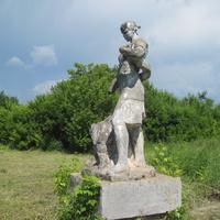Скульптура времен СССР