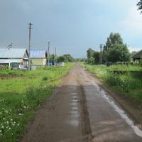 улица Азина в Галаново