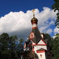 Церковь Давида Серпуховского у источника у Талежа