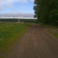 Котлы. Сельская дорога