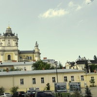 St. George Cathedral of the UGCC, Lviv.