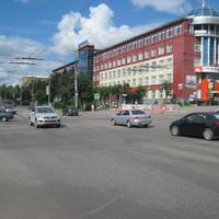 улица Пушкинская в Ижевске