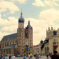 Church of Our Lady, Krakow, Poland
