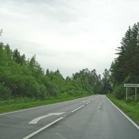 Дорога в Лисино-Корпус