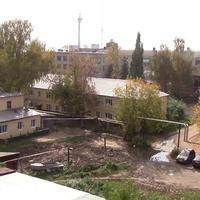 ул.Октябрьская.Стекольный завод. ул. Заводская.