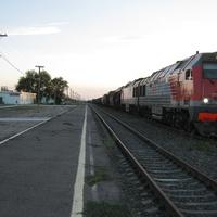 Железнодорожная  станция Мокроус  могла бы быть узловой.