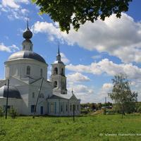 Церковь Покрова Пресвятой Богородицы в Лыково