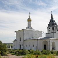 Собор Успения Пресвятой Богородицы в Космином Яхромском монастыре