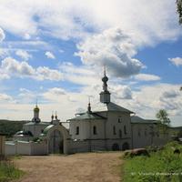 Космин Яхромский монастырь в с. Небылое