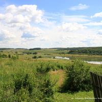 Река Яхрома у с. Небылое