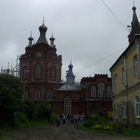 Собор Вознесения Господня Знаменского женского монастыря