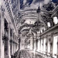 Kiralyi varpalot/Королевский дворец,фото 40-х годов.
