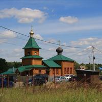Церковь Илии Пророка в Ёлкино