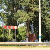 Памятник погибшим землякам в годы войны