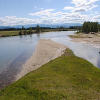 Река Улюнга.