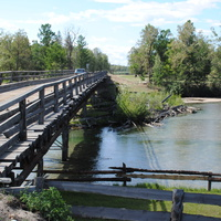 Мост через р. Улюнга.