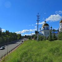 Церковь Иконы Божией Матери Казанская в Красном Ключе