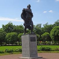 Памятник Франциско де Миранда