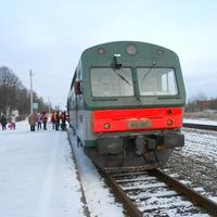 Последний поезд на станции Бетлица