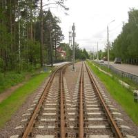 Детская ЖД, станция Яковлевская