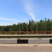 Мост через ЖД