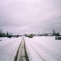 Восточная окраина посёлка