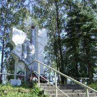 Памятник неизвестному солдату, вид с подъёма