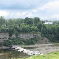 Ивангород, река Нарова