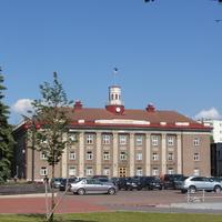Площадь на Йыхви